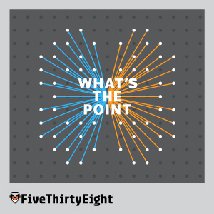 What's the Point podcast
