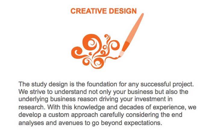 Murphy Research Pillars-Creative Design
