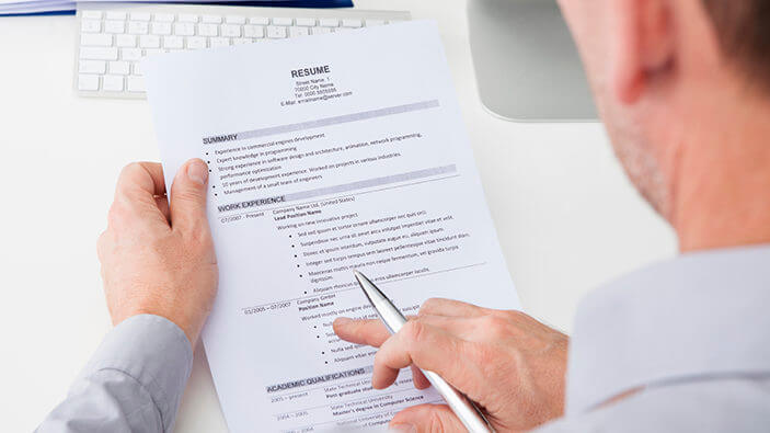 3 Important Tips to Get Your Resume Noticed