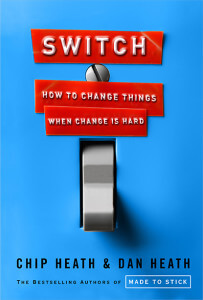 Switch by Chip and Dan Heath - Book Review