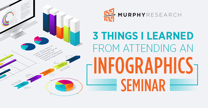 3 Things I Learned From Attending an Infographics Seminar