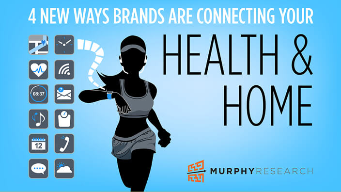 4 New Ways Brands Are Connecting Your Health & Home