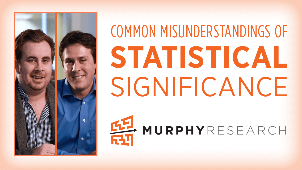 Common Misunderstandings Related to Statistical Significance