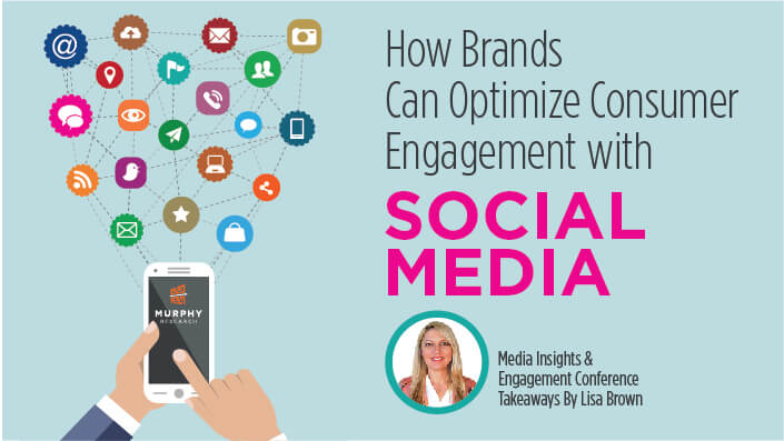 How Brands Can Optimize Consumer Engagement With Social Media
