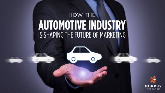 How The Automotive Industry is Shaping the Future of Marketing