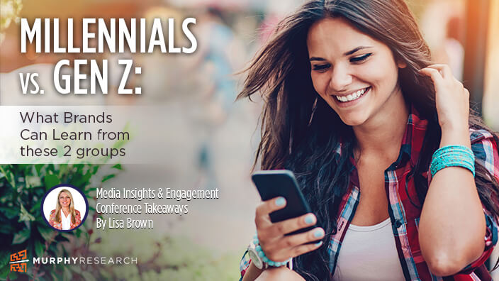 Millenials Vs. Gen Z: What Brands Can Learn From These Two Groups