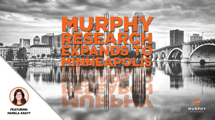Murphy Research Expands to Minneapolis