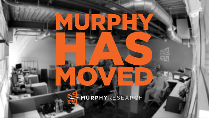 Murphy Research Moves to Santa Monica!
