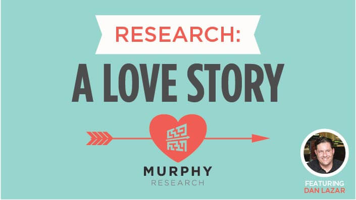 Research: A Love Story