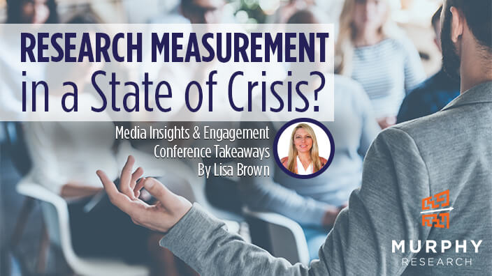 Research Measurement in a State of Crisis?