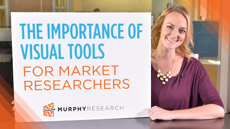 The Importance of Visual Tools For Market Researchers