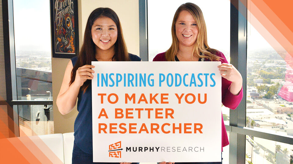 Inspiring Podcasts To Make You A Better Researcher