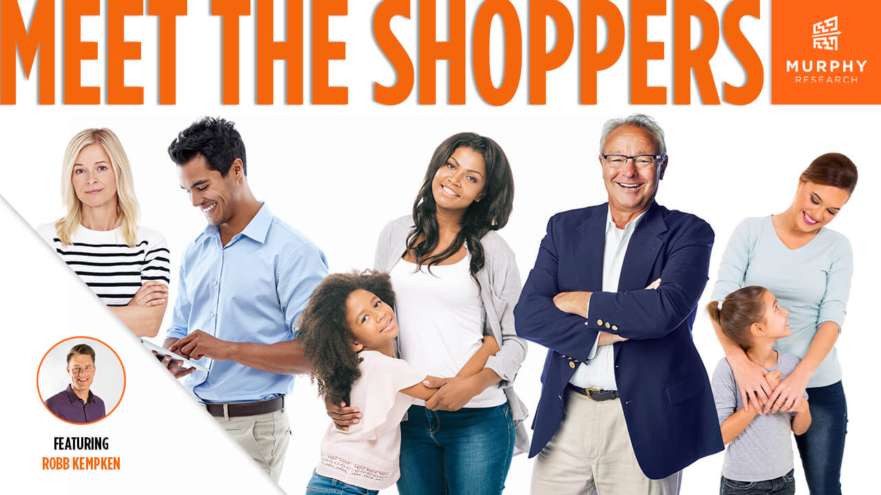 Meet The Shoppers