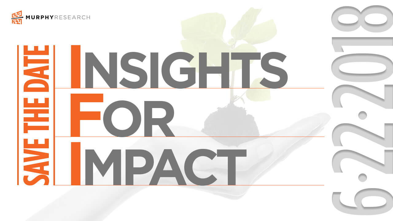 Save The Date: Insights For Impact