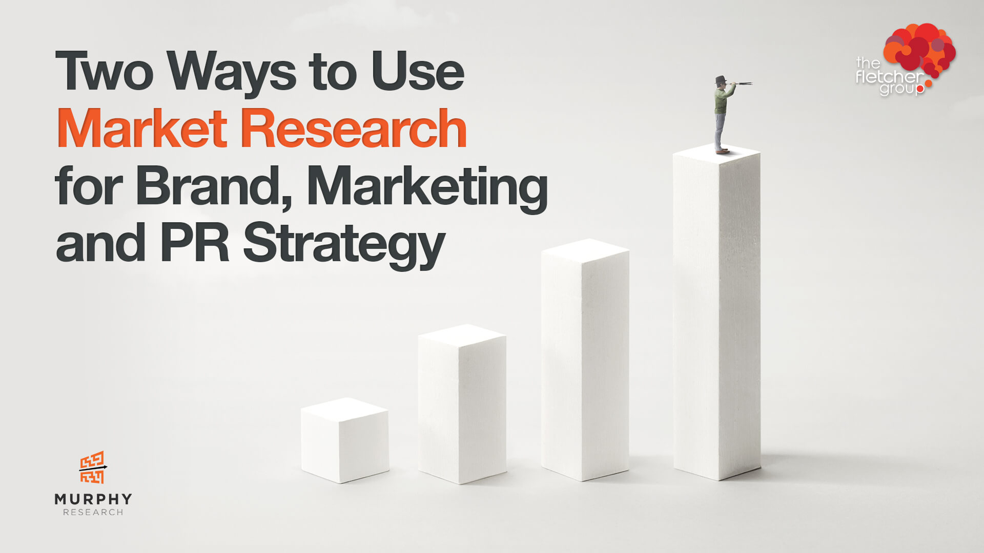 Two ways to Use Market Research for Brand Strategy