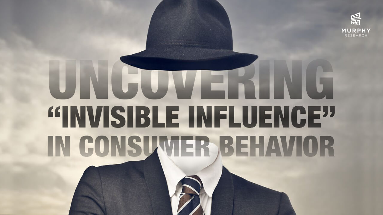 Uncovering Invisible Influence In Consumer Behavior