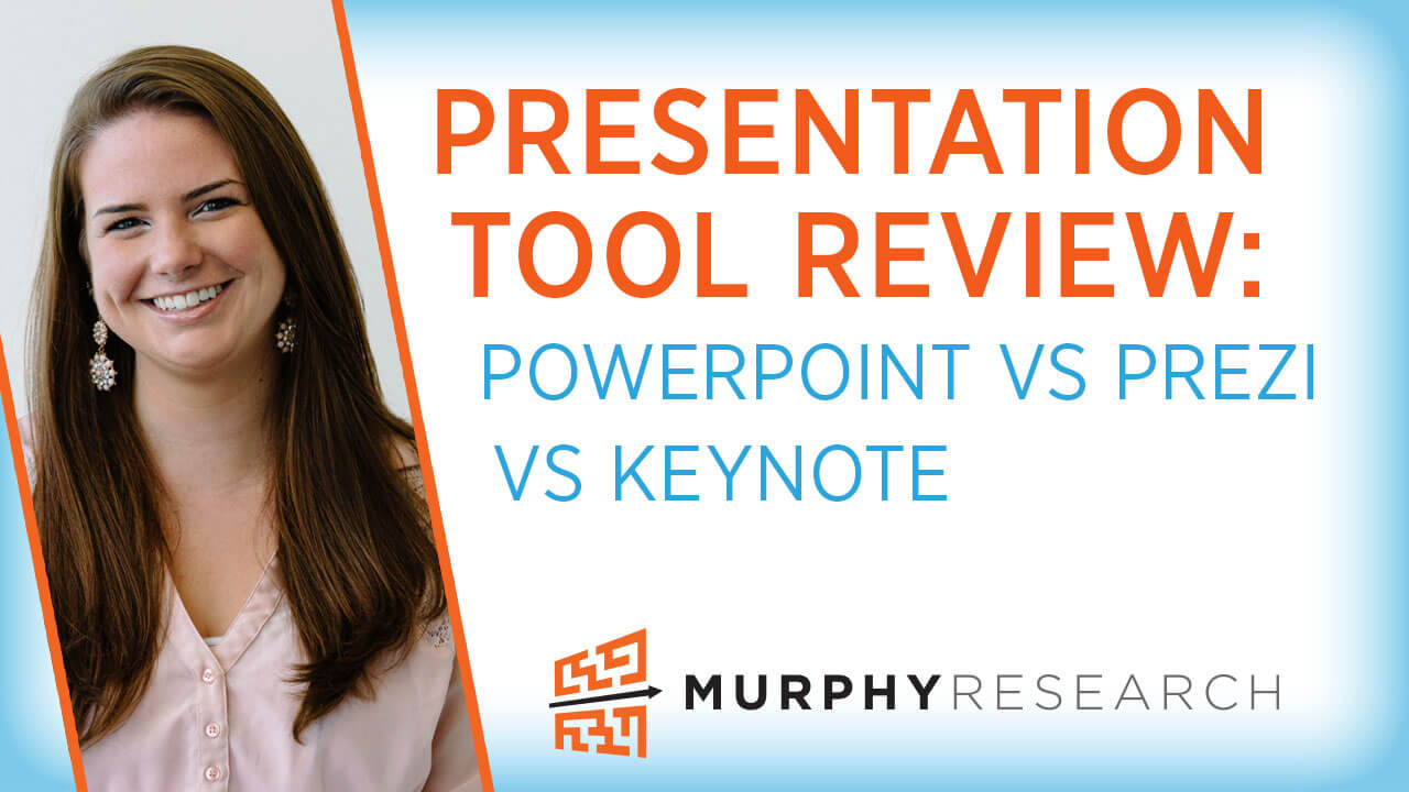 Which Presentation Tool Is Right For You?