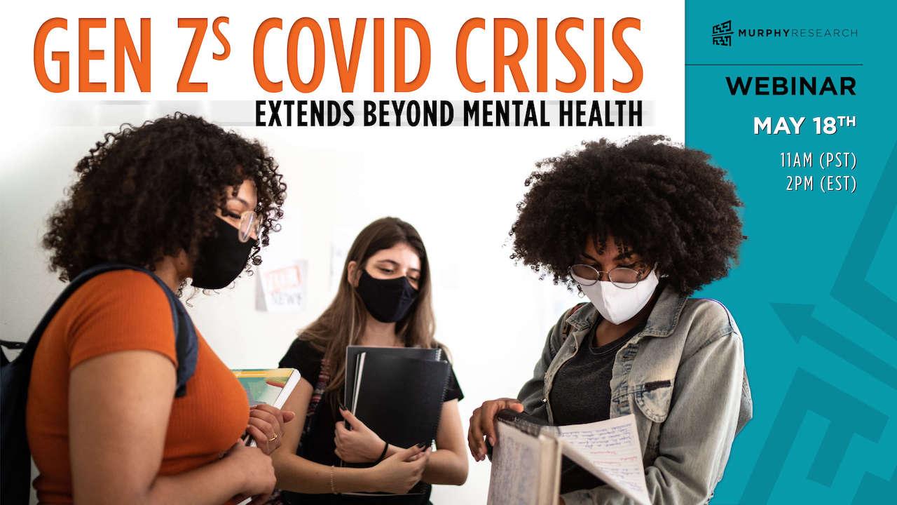 Gen Z Covid Crisis Webinar Hero Image
