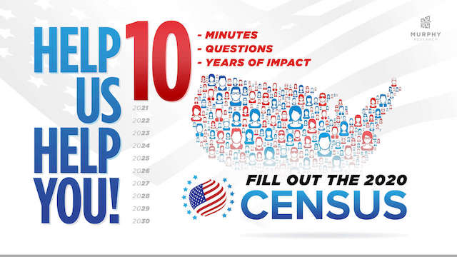 Help Us Help You: Fill Out the Census!