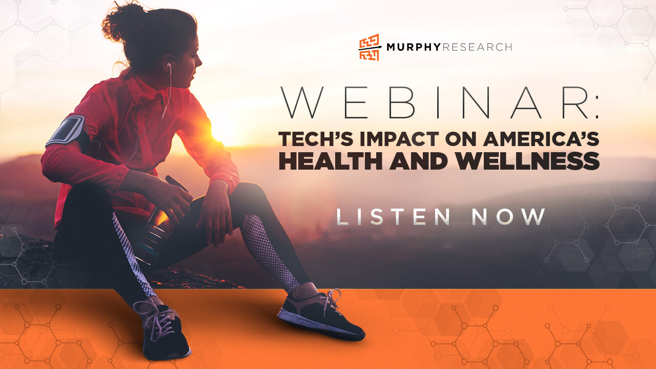 WEBINAR: Tech's Impact on America's Health & Wellness